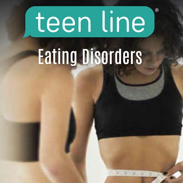 eating disorders brochure