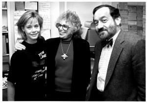 Susan Dey Dr Leader Terry Lipton TEEN LINE