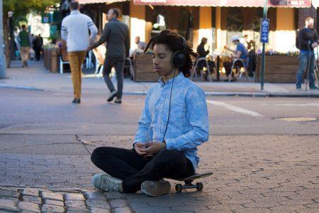 Meditation - by Tina Leggio